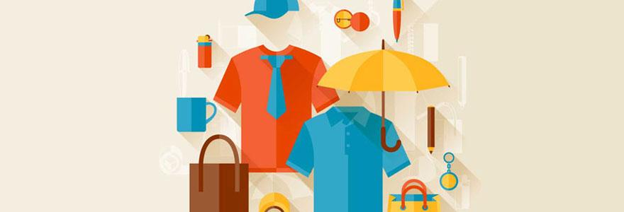Achat d'objets publicitaires innovants